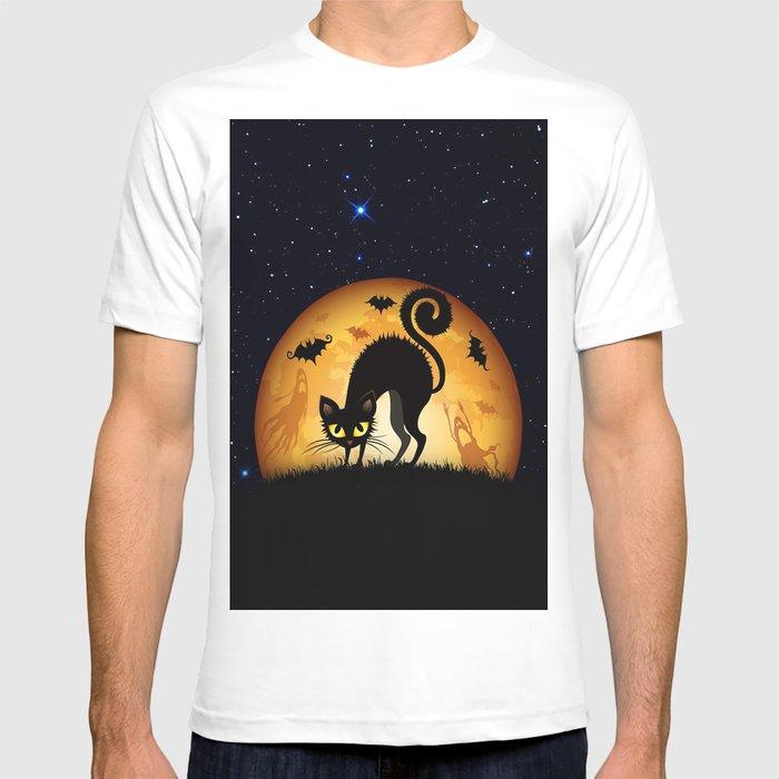 CAT NIGHTMARE T-shirt