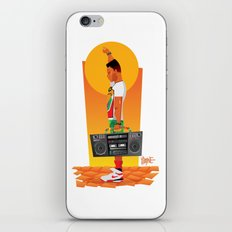 Radio Raheem iPhone Skin