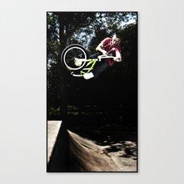 BMX AIR Canvas Print