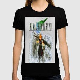 Cloud Strife Final Fantasy 7 T-shirt