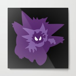 Ghost Evolution Metal Print