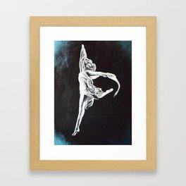 You Were Wild Once Framed Art Print