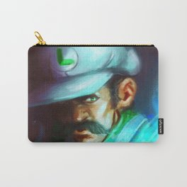 Super Luigi Carry-All Pouch
