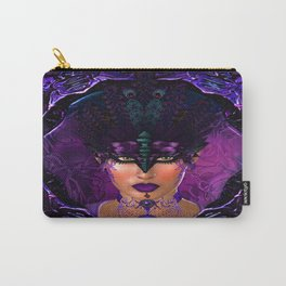 The Purple Queen Carry-All Pouch