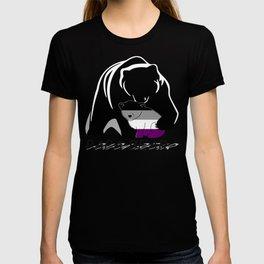 Papa Bear Asexual T-shirt