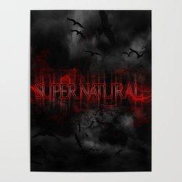 Supernatural darkness Poster
