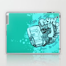 all of my change i've spent on you Laptop & iPad Skin