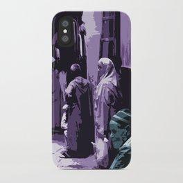 Arab World iPhone Case