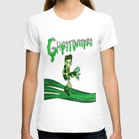 ghostbusters T-shirts featuring Ghostbusters by Glopesfirestar