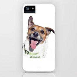 Mr Sam iPhone Case