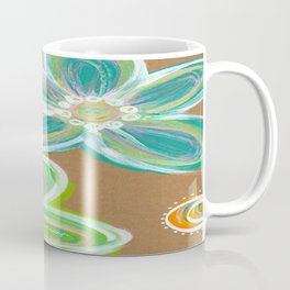 Funky Flowers Coffee Mug