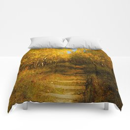 Old Spur Line Comforters