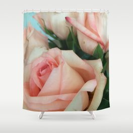 Smell the Roses Shower Curtain