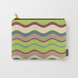 Appley Wave Carry-All Pouch