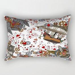 Shot through the Heart Rectangular Pillow