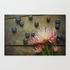 Rustic Spring Canvas Print