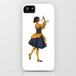 DA crew Josephine iPhone Case