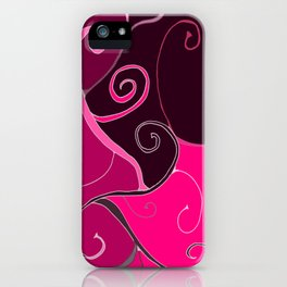 Marisol iPhone Case