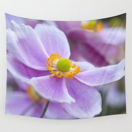 Soft Bloom Wall Tapestry
