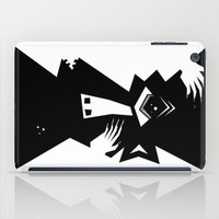 cyclops iPad Cases featuring Cyclops by 5wingerone