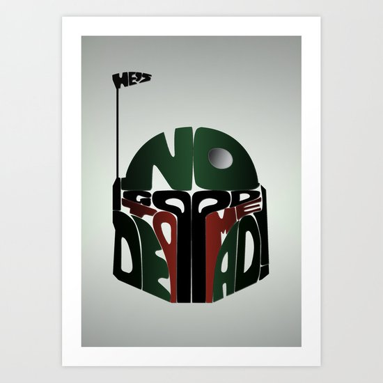 He's No Good To Me Dead! Art Print