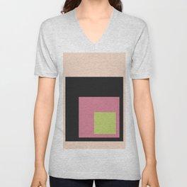 Color Ensemble No. 5 Unisex V-Neck
