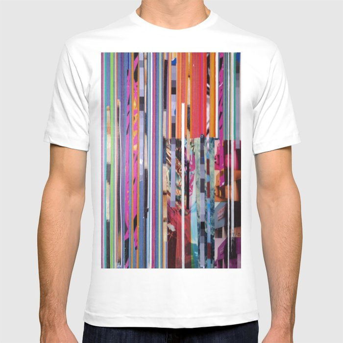 COLLAGE9 T-shirt