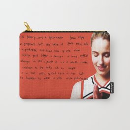 glee 2 Carry-All Pouch
