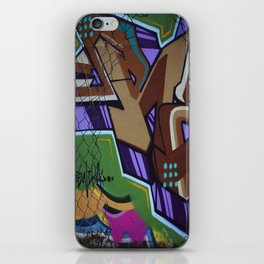 Art is set you free iPhone Skin