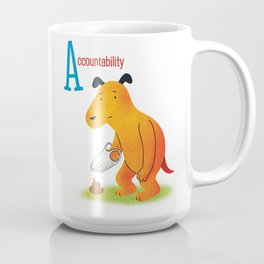 Accountability Coffee Mug