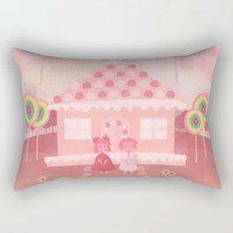 Candy Fields (Hansel & Gretel) Rectangular Pillow