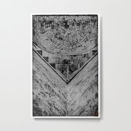 Geometries Metal Print