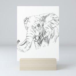 Big Bull Mini Art Print