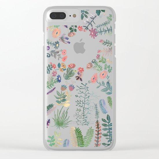 My best Garden Clear iPhone Case