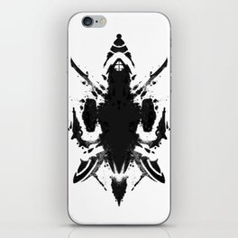 Firefly Inkblot iPhone Skin