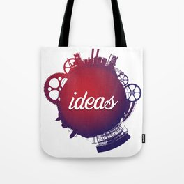 Ideas Factory Tote Bag