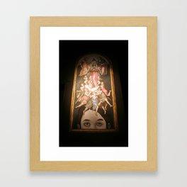 squamary Framed Art Print