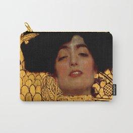 "Gustav Klimt ""Judith I"", 1901 Carry-All Pouch"