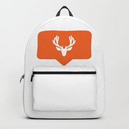 I like deer! Backpack