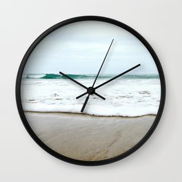 Crystal Cove  Wall Clock