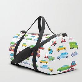 Vehicles Duffle Bag