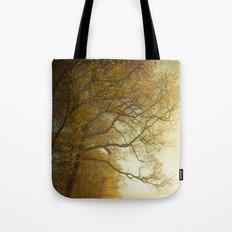 Overwhelm - Fall Feelings Tote Bag
