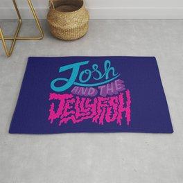 Josh and the Jellyfish Rug