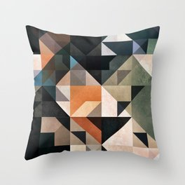smwwth fyll Throw Pillow