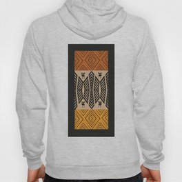 African Tribal Pattern No. 213 Hoody