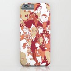 Beware the wolf Slim Case iPhone 6s