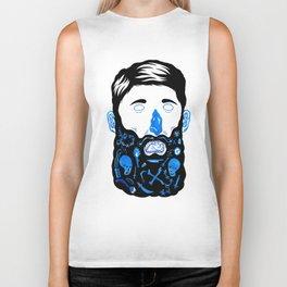 Pirate Beard Biker Tank