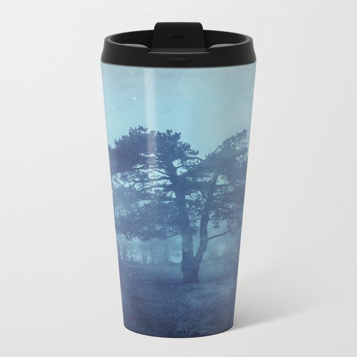 Mystic tree Metal Travel Mug