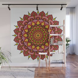 Mandala Passione Wall Mural