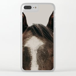 Trigger King of Paints Clear iPhone Case